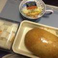 チャイナエアラインの機内食あれこれ