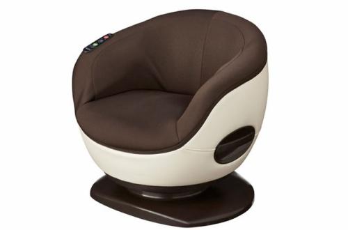 【画像】1分間座るだけで腹筋20回分の効果がある椅子が発売。これに座って映画一本見るだけで腹筋2400回分で腹筋バキバキのサムネイル画像
