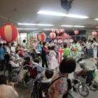 『春日丘荘 盆踊り大会』の画像