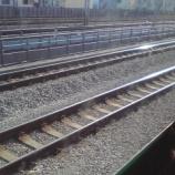 『京浜東北線赤羽駅での人身事故の影響で埼京線も遅れています』の画像