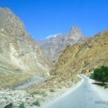『さらばパミール高原!ホログから首都ドゥシャンベへ』の画像
