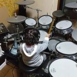 『V-Drumにシンバルを追加して重ね合わせシンバルの音を再現してみた』の画像