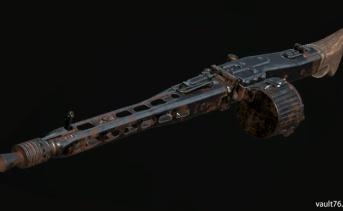 ライトマシンガン(MG42)