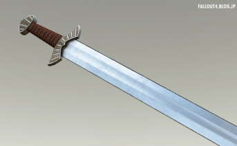 Yggdrasil Viking Sword FO4