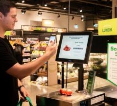 【スマート・スケール】、食品スーパーの計量器はAIにコンピュータービジョンも搭載?