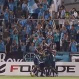 『[横浜FC]白熱の上位対決!! ルーキーMF中山克広が2ゴール!! 3-2で競り勝ち13試合無敗!』の画像