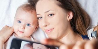 子供の写真を自分がSNSに載せるのはいいけど、親や親戚が勝手に載せるのが不快です。これはダブスタですか…?