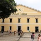 『行った気になる世界遺産 サルヴァドール・デ・バイーア歴史地区 モデル市場』の画像