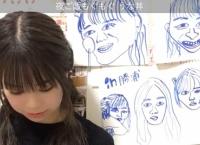 吉川七瀬によるチーム8メンバーの似顔絵シリーズがひどいwww