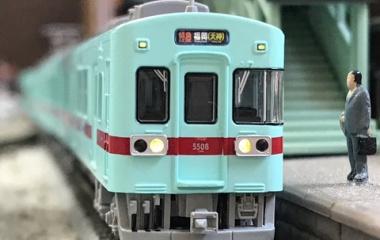 『MICROACE 西鉄5000形 入線』の画像