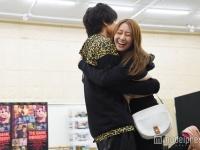 【乃木坂46】桜井玲香、ジャニーズに抱きついてしまう...(画像あり)