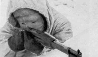 『白い死神』と呼ばれた伝説のスナイパー「シモ・ヘイヘ」がスゴすぎワロタwww