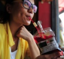 中国で「血液飲料」がブーム、政府は購入しないよう呼びかける