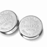 『電池交換には★SEIKO 無水銀電池使用』の画像