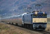 『2019/12/7~8運転 EF64-37牽引信州カシオペア紀行』の画像