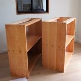 『本棚ベッド設置』の画像