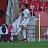 『[J1]鹿島アントラーズ 前半戦の天王山 浦和戦0-1で勝利!!暫定首位に浮上!!』の画像