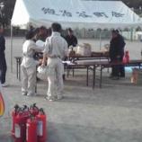 『本日は戸田市総合防災訓練の日』の画像