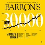 『【悲報】バロンズ「ダウ30,000」は売りのシグナルか』の画像