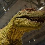 『20170904 【動画】 ギガ 恐竜展 1080p』の画像
