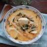 10分!野菜たっぷり坦坦スープ。お正月太り解消にも! 麻婆豆腐の素で簡単!