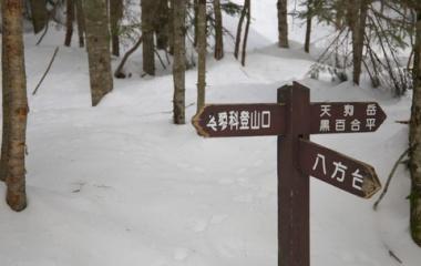 『北八ヶ岳 天狗岳2.645.8M』の画像