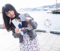 【欅坂46】長濱ねる写真集タレント写真集部門で2週連続1位獲得!累積売り上げは129,600部に!