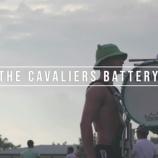 『【DCI】パレードの模様とリハーサル風景! 2021年キャバリアーズ『セクション・スポットライト:バッテリー』動画です!』の画像
