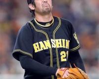 【悲報】阪神・岩田、壮絶KO…一回いきなり7失点でぶち壊し「ただただ情けない」