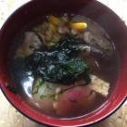 『冬休みの課題 お雑煮レポートを公開!!』の画像
