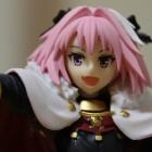『プライズ タイトー Fate/Apocrypha 黒のライダーフィギュアvol.2 レビューらしきもの』の画像