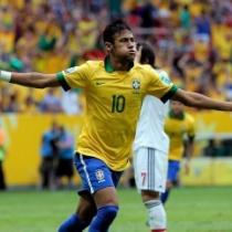 サッカーブラジルの歴代ベストイレブン…