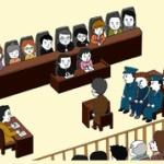 【社会】裁判員候補、64%辞退…長官自ら参加呼びかけ