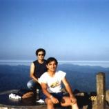 『1990年 7月27~29日 144・430MHz全国伝搬実験:岩木町・岩木山8合目』の画像