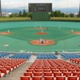 『【野球】ひたすら球場の名前を挙げてくスレ』の画像