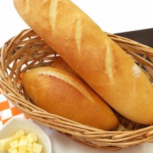 フランスパンとクッペ