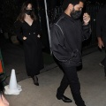 【交際確定…!?】アンジェリーナ・ジョリーがザ・ウィークエンドどディナーデート!Angelina Jolie and The Weeknd step out together for dinner