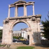 『ギリシャ アテネ旅行記12 ゼウス神殿やその周辺を観光、自称イタリア人旅行者から無事逃げられるか!?』の画像