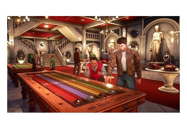『シェンムー3』クルーズ船でギャンブルに興じるDLCが登場!!タイミング悪すぎるwww