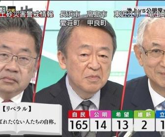 元朝日で立民から立候補して落選した山田厚史さん「僕たちが議論してるのと全く違う世界がある」