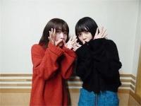 【乃木坂46】このコンビ、可愛すぎワロタ ※画像あり