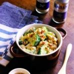 のんびり毎日 日々の暮らしの食卓 いただきますのレシピ 時々 編み物