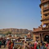 『【インド】青い街並みとメヘランガール城塞のジョードプル~一日目~』の画像