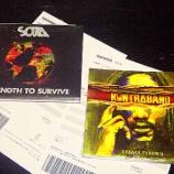 『Kabaka PyramidとSOJAのCDを手に入れる、散歩、ほか』の画像