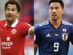 岡崎慎司とかいう、日本・ドイツ・イングランド・スペインでも活躍するやべえ奴!