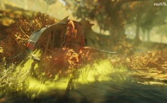 イベントクエスト「Heart of the Swamp」