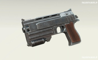 Fallout 3 - 10mm Pistol v2.0