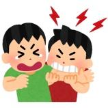 『兄弟喧嘩って辛いですよね(´;ω;`)』の画像