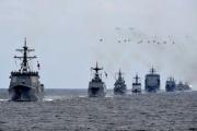 【韓国】済州国際観艦式に中国艦艇も不参加
