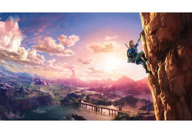『ゼルダの伝説』上昇気流を使ったアクションが凄すぎると世界中で話題に